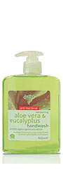 Active Antibacterial Aloe Vera and Eucalyptus Hand Wash
