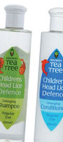 Escenti Childrens Head Lice Defence Range