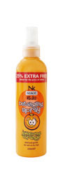Nuage Kids Childrens shampoo and detangling spray range of products